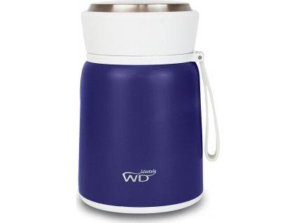 Obědový termobox / termoska, modrý - WD Lifestyle