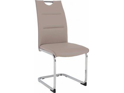 Jídelní židle, světlehnědá, TOSENA