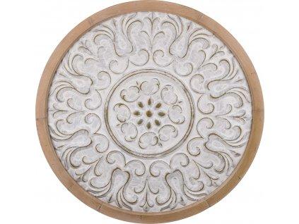 Dřevěná mandala na zeď 139257