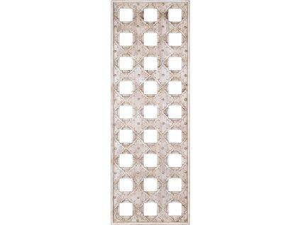 Dekorační panel dřevěný 130274