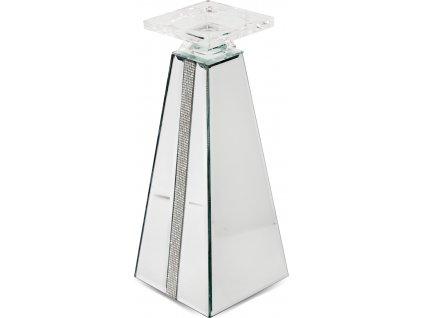 Dekorační svícen zrcadlový 121167