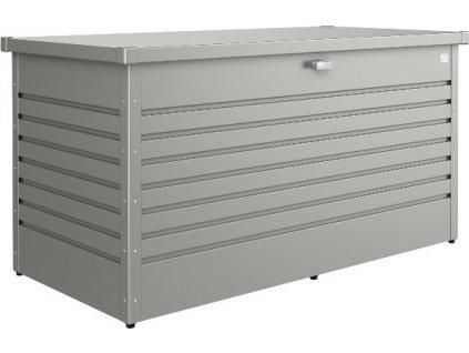 Úložný box HOBBY BOX 130 - kremeňovo sivá metalická