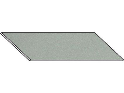 Kuchyňská pracovní deska 260 cm šedý popel (asfalt)