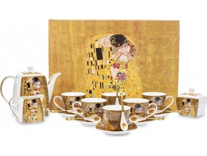 Čajová sada Gustav Klimt 97687