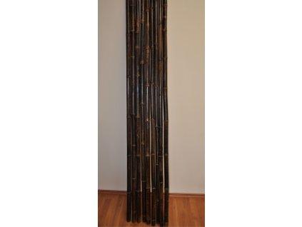 Venkovní bambusové přírodní tyče