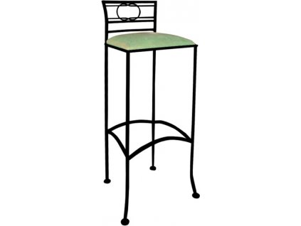 Kovaná barová židle OHIO