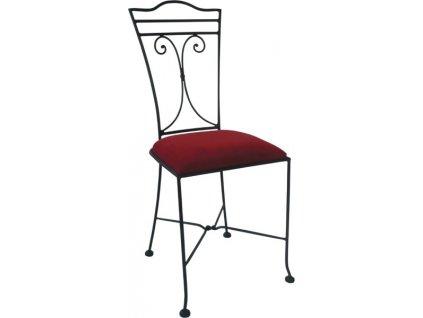 Kovaná židle JAMAICA