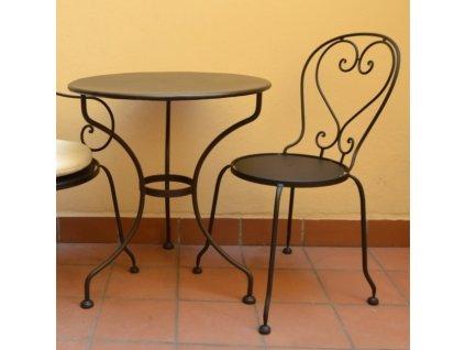 Kovaná židle MONTPELIER