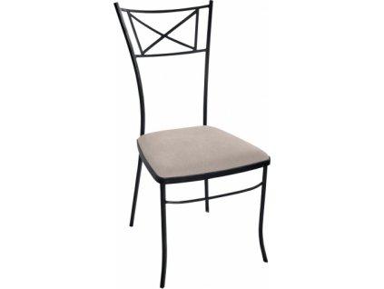 Kovová židle CARCASSONNE II