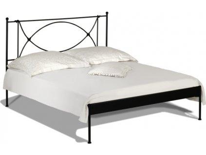 Kovaná postel THOLEN kanape