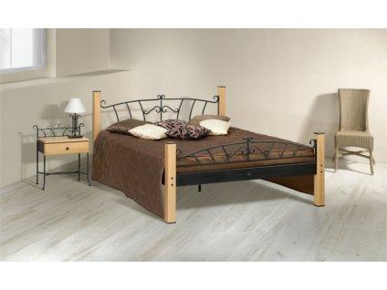 Kovaná postel ALTEA