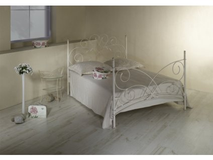 Kovaná postel ANDALUSIA