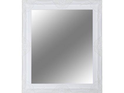 Stylové zrcadlo se zdobeným rámem