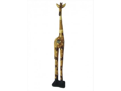 Žirafa afrika hnědá 80 cm