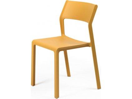 Stolička TRILL BISTROT - Senape