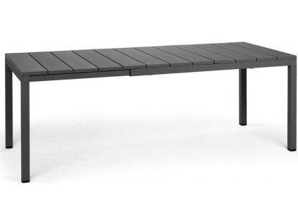 Záhradný stôl RIO 140 - Antracit