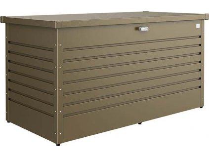 Úložný box HOBBY BOX 180 - bronzová metalická