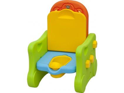 Plastový nočník/židlička Scarlett Méďa