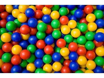 Plastové balonky 100 ks