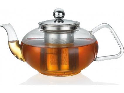 Konvice na čaj TIBET od 0,4 L sklo/nerez - Küchenprofi Objem: 0,8 l