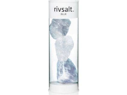 Perská modrá sůl BLUE, kameny pro slánky RIVSALT a KITCHEN - rivsalt