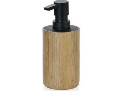 Dávkovač tekutého mýdla, dub / nerezová ocel Ø7 x 16,5 cm - Andrea House