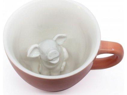Hrnek PRASE 325 ml - Creature Cups