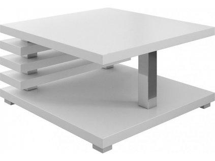 Konferenční stolek GLEN bílá mat
