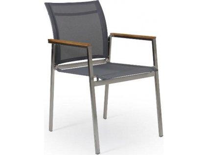 Záhradná súprava HINTON - stolička