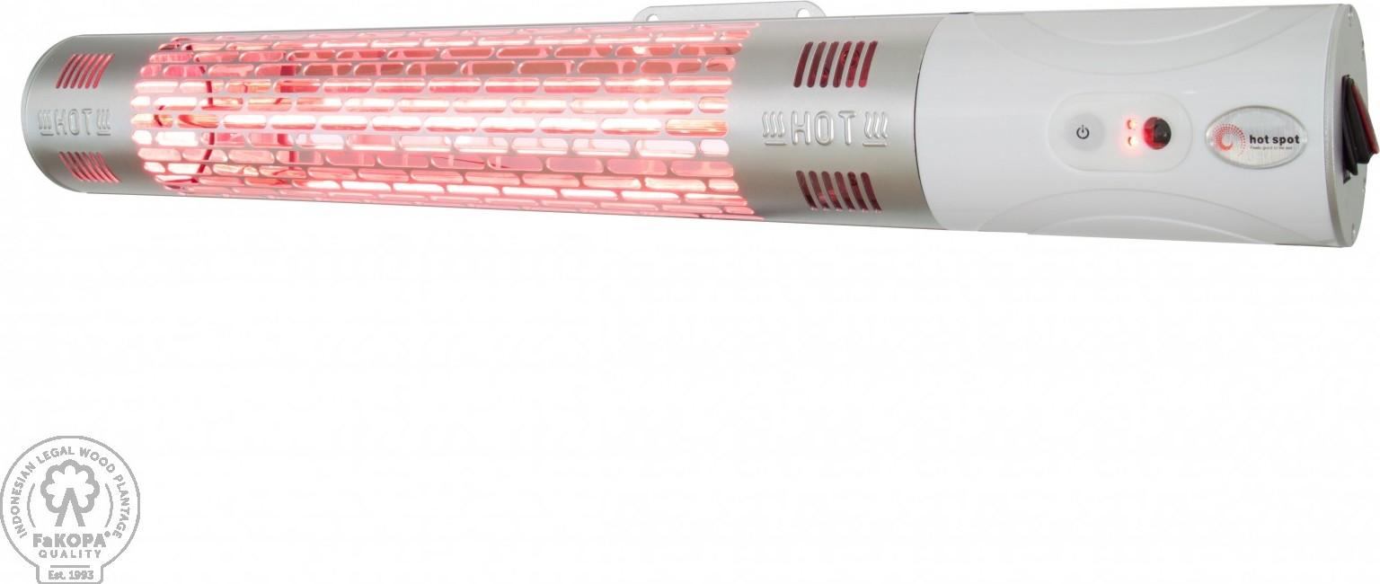 FaKOPA BETA - venkovní tepelný zářič Kayleigh