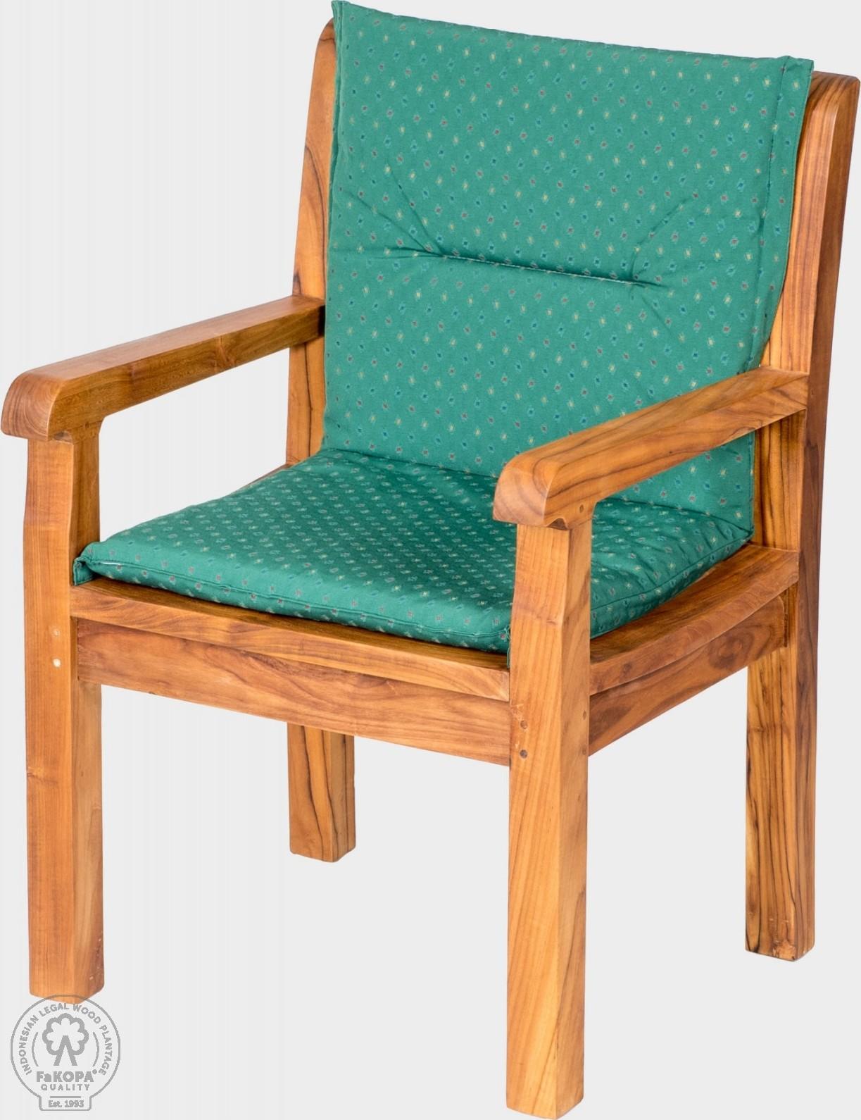 FaKOPA Polstr na židle na zahradu Betania