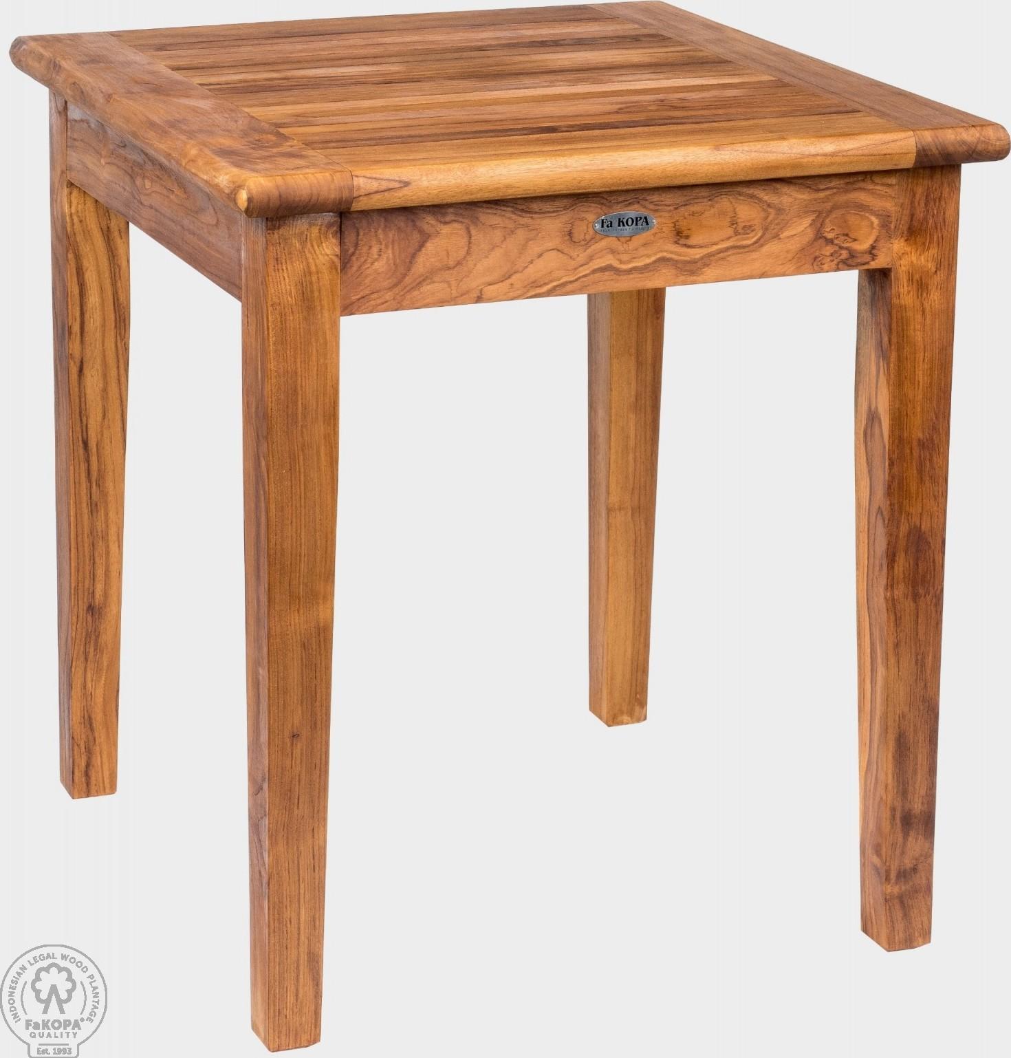 FaKOPA Dřevěný stůl na zahradu Gloria