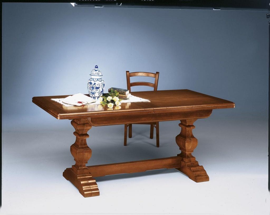 Masivní jídelní stůl rozkládací 180cm-360cm