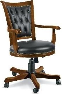 Masivní kancelářská židle