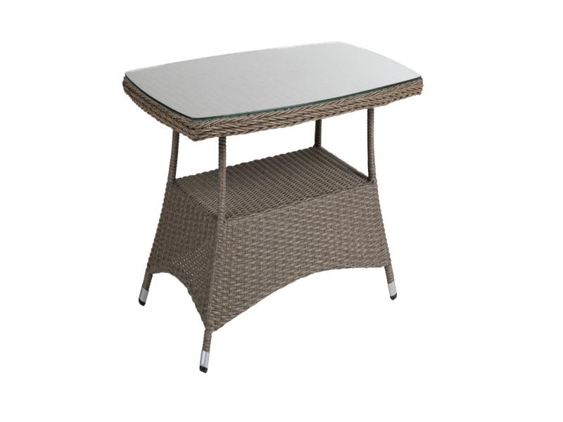 Brafab Rohová sedačka HORNBROOK - stolík 90x90
