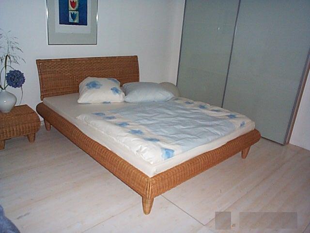 Axin Trading s.r.o. Ratanová postel Casandra