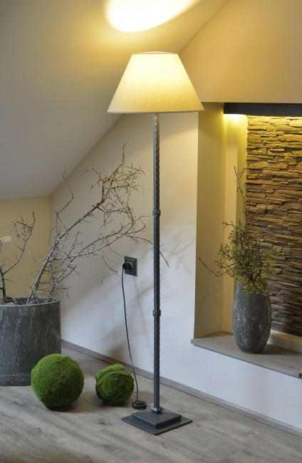 Stojací lampa ALCATRAZ