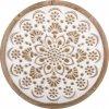 Dřevěná mandala na zeď 139250