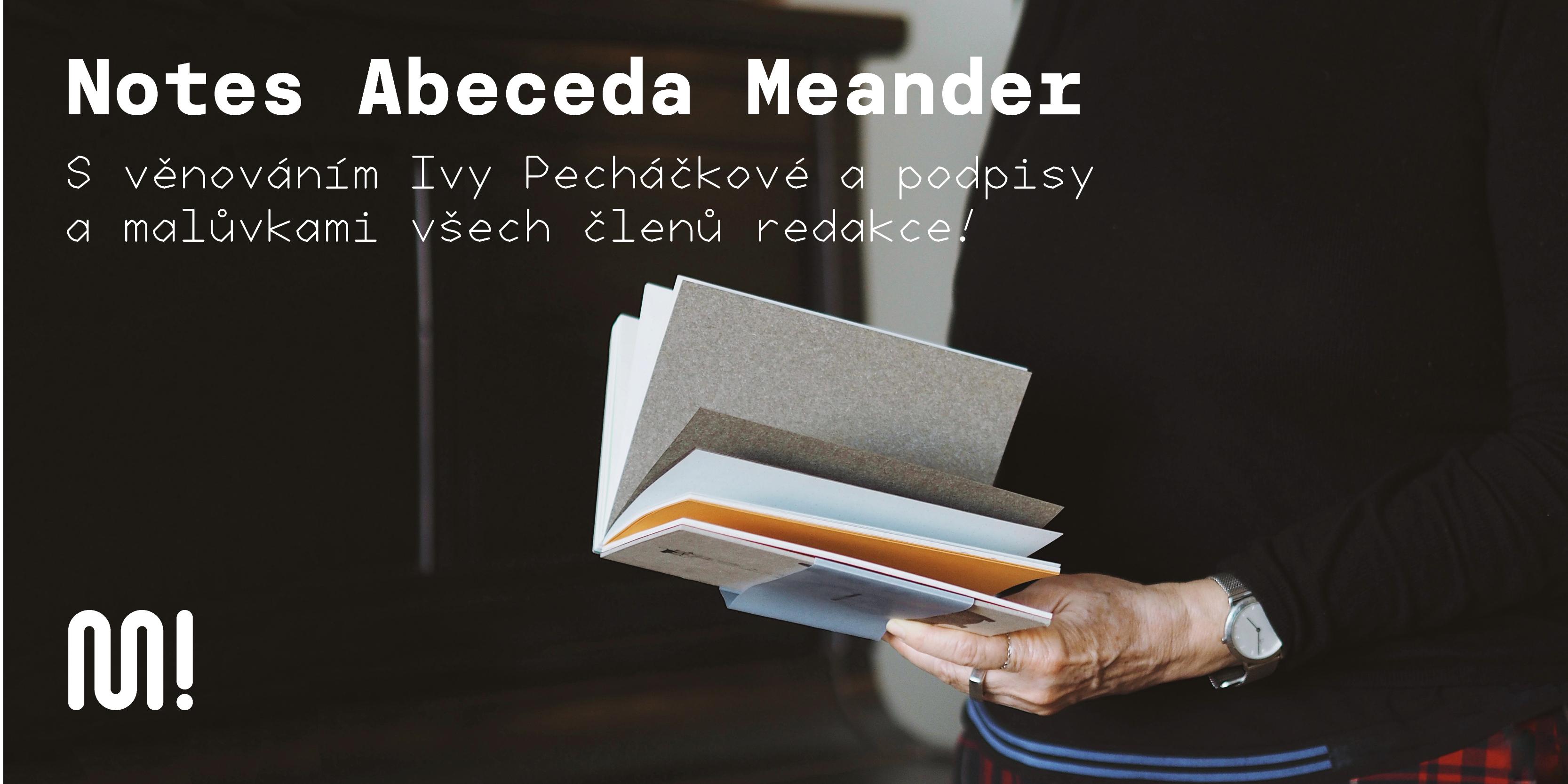Notes Abeceda Meander