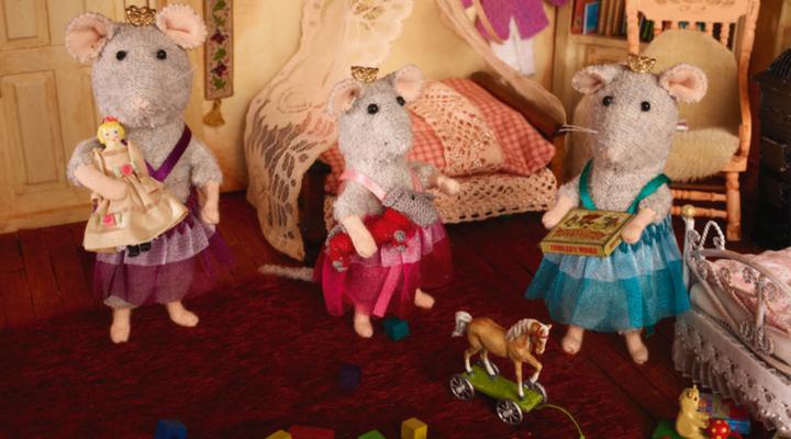 Dům myšek: Slavnost