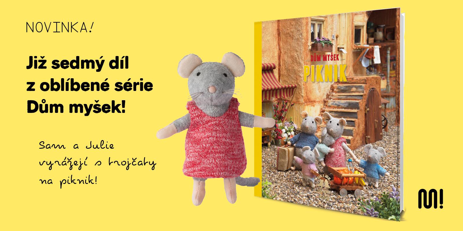 Dům myšek: Piknik