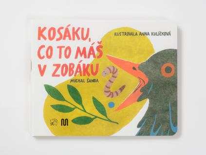 REPOLELO Kosáku,co to máš v zobáku TITULKA 01102019