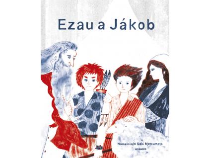 06 II Ezau Jakob obalka RGB