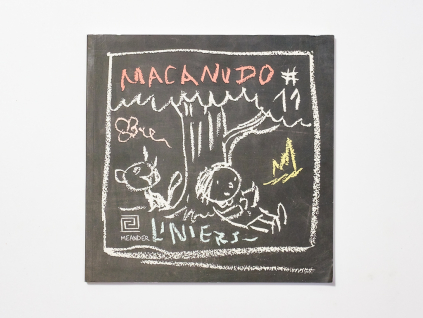 Macanudo 11 obalka
