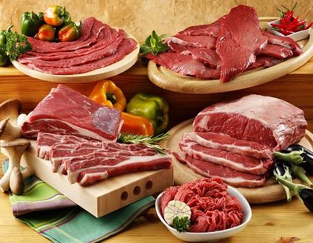 100% bio slovenské mäso