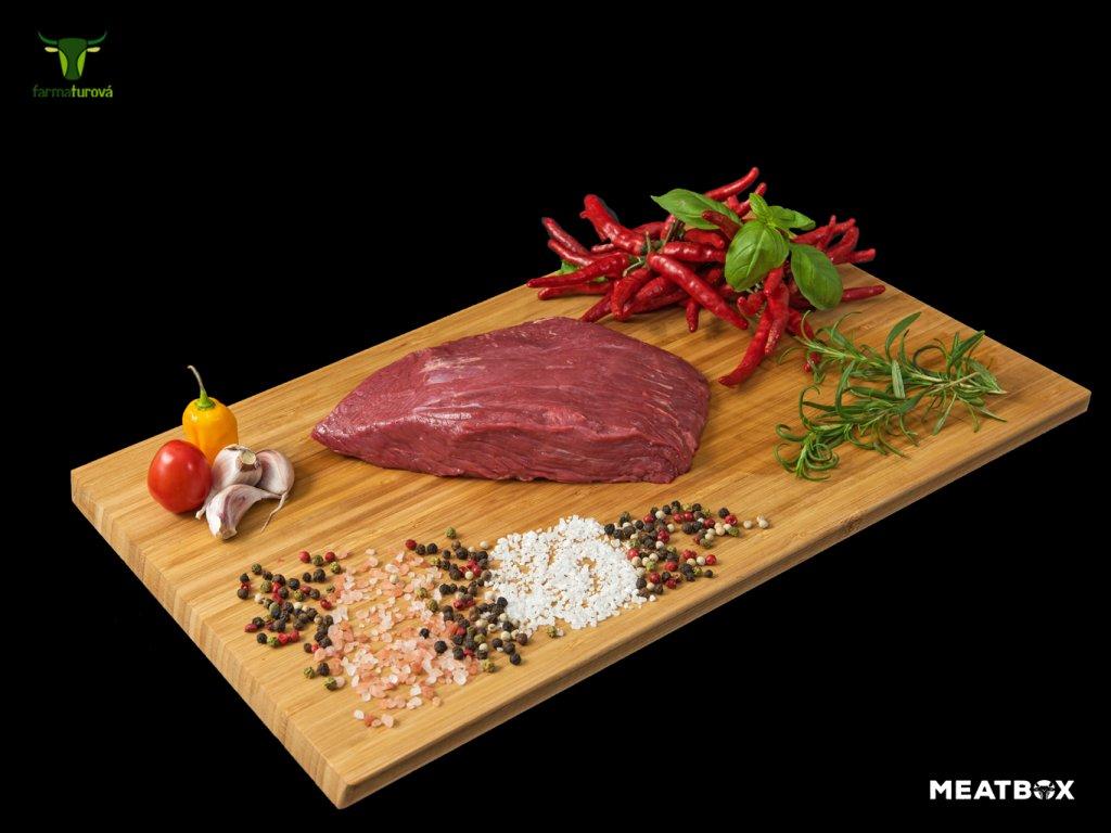 denver steak teľací