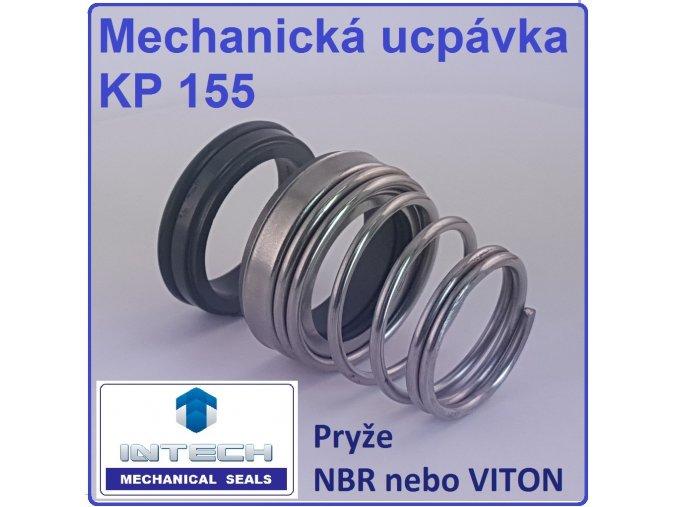 Mechanická ucpávka upchávka do čerpadel čerpadiel Calpeda Ebara Lowara – NBR nebo VITON