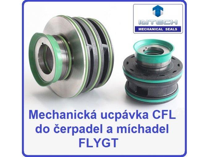 Mechanická ucpávka do čerpadel a míchadel FLYGT