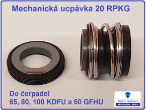 mechanická ucpávka Sigma KDFU