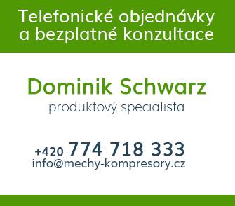 Telefonická podpora a telefonické objednávky vzduchových měchů